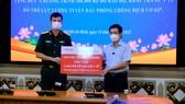 Chung tay góp sức cho chương trình 300.000 đồ bảo hộ, khẩu trang y tế của HĐND TPHCM