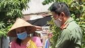Công an TPHCM rà soát lập danh sách người dân khó khăn cần hỗ trợ