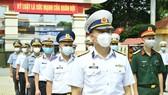 300 cán bộ, học viên Trường Cao Đẳng Hải quân và Trường Sĩ quan Lục Quân 2 tham gia chống dịch