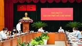 Bí thư Thành ủy TPHCM Nguyễn Văn Nên: Phải bám cơ sở, bám địa bàn, bám pháo đài để chống dịch