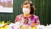 Phó Chủ tịch UBND TPHCM Phan Thị Thắng: Quận Bình Tân sớm có kế hoạch đón công nhân trở lại làm việc
