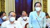 """Đại biểu Quốc hội kiến nghị TPHCM đón người dân trở lại, sớm có chiến lược """"bình thường mới"""" tổng thể"""