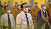 Đoàn lãnh đạo TPHCM dự lễ tưởng niệm Đại lão Hòa thượng Thích Phổ Tuệ