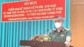 Bộ Tư lệnh TPHCM bàn giao tài sản, di vật của người mất vì dịch Covid-19 cho thân nhân
