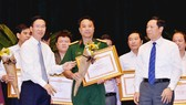 Ban Tuyên giáo Trung ương tặng Bằng khen cho tập thể, cá nhân đạt thành tích xuất sắc