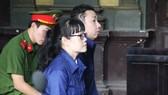 Huỳnh Thị Huyền Như và Võ Anh Tuấn vẫn bị tuyên phải bồi thường số tiền đã chiếm đoạt
