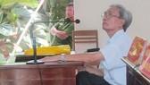 Hủy án phúc thẩm, giữ nguyên bản án 3 năm tù giam đối với Nguyễn Khắc Thủy