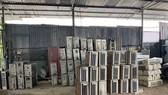 Phát hiện đường dây vận chuyển hàng hóa cấm nhập khẩu từ Campuchia về TPHCM