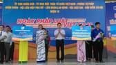 Nhiều hoạt động hưởng ứng Ngày Pháp luật Việt Nam