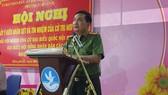 Cử tri thống nhất giới thiệu Đại tá Nguyễn Sỹ Quang ứng cử đại biểu Quốc hội khóa XV