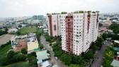 Cụm chung cư Thái An (phường Đồng Hưng Thuận, quận 12, TPHCM) nhiềm căn hộ diện tích khá nhỏ, thậm chí một số căn hộ tại chỉ rộng 20m2