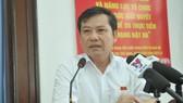 Viện trưởng VKSND Tối cao Lê Minh Minh Trí trả lời cử tri
