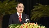 Bí thư Thành ủy TPHCM Nguyễn Thiện Nhân: Tạo dựng niềm tin của nhân dân