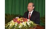 Phó Thủ tướng Thường trực Chính phủ kỳ vọng TPHCM tiếp tục đi đầu cả nước về thi đua yêu nước