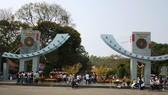 Công viên Lê Thị Riêng là một nơi vui chơi, giải trí của người dân quận 10