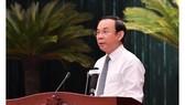 Bí thư Thành ủy TPHCM Nguyễn Văn Nên: Dịch Covid-19 quay trở lại,  TPHCM đang quyết liệt xử lý