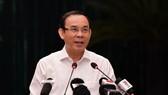 """Bí thư Thành ủy TPHCM Nguyễn Văn Nên: """"Khi nghe báo tin tội phạm, có mặt ngay không chần chừ"""""""