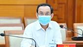 Bí thư Thành ủy TPHCM Nguyễn Văn Nên: Xử lý nghiêm người khai báo y tế gian dối