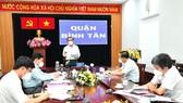 Bí thư Thành ủy TPHCM kiểm tra công tác phòng chống dịch Covid-19 tại điểm nóng Bình Tân