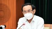Bí thư Thành ủy TPHCM Nguyễn Văn Nên: Cách chức nếu không thực hiện nghiêm quy định phòng chống dịch