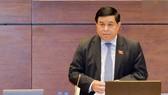 """Bộ trưởng Bộ KH-ĐT: """"Dự thảo luật đặc khu không có một từ, một chữ nào liên quan tới Trung Quốc"""""""