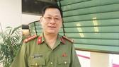 ĐB Nguyễn Hữu Cầu (Nghệ An), Đại tá, Giám đốc Công an tỉnh Nghệ An