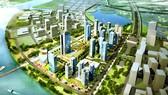 Khu đô thị mới Thủ Thiêm, khu vực dự kiến đặt Nhà hát mới