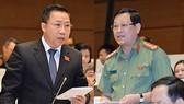 Về vi phạm của cơ quan điều tra: ĐB Lưu Bình Nhưỡng và GĐ Công an tranh luận nảy lửa