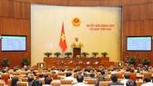 Bế mạc kỳ họp thứ 6, Quốc hội XIV