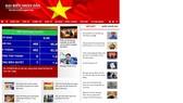 Trang http://www.quochoi.org mạo danh trang điện tử chính thức của Quốc hội với tên Đại biểu Nhân dân