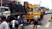 Bình quân 1 ngày trong 4 tháng đầu năm 2019, trên địa bàn cả nước xảy ra 45 vụ tai nạn giao thông, làm 21 người chết