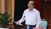 Thứ trưởng Bộ Tư pháp Phan Chí Hiếu