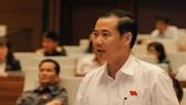 ĐB Nguyễn Thái Học (Phú Yên), Phó Trưởng ban Nội chính Trung ương