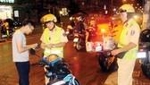 Trung bình một năm, các lực lượng chức năng xử lý trên 5 triệu trường hợp vi phạm pháp luật về giao thông