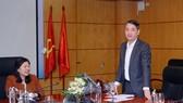 Tân Chánh Thanh tra Bộ Tài nguyên và Môi trường Lê Vũ Tuấn Anh