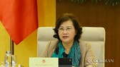 Chủ tịch Quốc hội Nguyễn Thị Kim Ngân đề nghị rà soát lại sự tương thích của dự thảo Luật với thông lệ quốc tế về PPP, vì PPP đã trở thành một phương thức đầu tư khá phổ biến