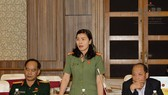 ĐBQH Nguyễn Thị Xuân (đoàn Đắk Lắk)