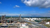 Toàn cảnh Khu liên hợp Lọc hóa dầu Nghi Sơn