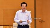 Tổng Thư ký Quốc hội Nguyễn Hạnh Phúc vừa có văn bản thông báo kết luận của Uỷ ban Thường vụ Quốc hội tại phiên họp thứ 45 về quyết toán ngân sách nhà nước năm 2018