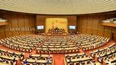 Khai mạc trọng thể kỳ họp thứ 9 tại Nhà Quốc hội và 63 điểm cầu truyền hình trên toàn quốc