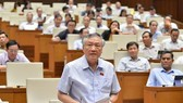 Ủy ban Tư pháp Quốc hội họp sẽ báo cáo cấp có thẩm quyền về vụ án Hồ Duy Hải