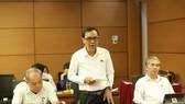 ĐBQH, Thiếu tướng Nguyễn Minh Hoàng, Phó Chính uỷ Quân khu 7