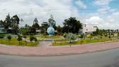 Một góc thị xã Hồng Ngự (Đồng Tháp) hiện nay