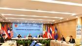 Toàn cảnh phiên họp Ủy ban Kinh tế AIPA 41 ngày 9-9. Ảnh: QUANG PHÚC
