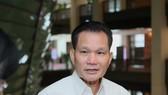 ĐB Bùi Sỹ Lợi, Phó Chủ nhiệm Ủy ban Về các vấn đề xã hội của Quốc hội. Ảnh: QUANG PHÚC