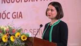 Bà Robyn Mudie, Đại sứ Australia tại Việt Nam