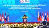 Thủ tướng Nguyễn Xuân Phúc phát biểu tại lễ công bố