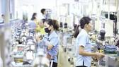 Ngành chế biến, chế tạo tăng 10,4% (cùng kỳ năm trước tăng 7,1%), đóng góp 8 điểm phần trăm vào mức tăng chung