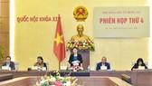 Chủ tịch Quốc hội Nguyễn Thị Kim Ngân chủ trì Phiên họp thứ 4 của Hội đồng Bầu cử Quốc gia    