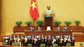 Hai Phó Thủ tướng và 12 Bộ trưởng vừa được Quốc hội phê chuẩn